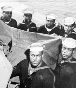 USS Mason Crew - DE 529